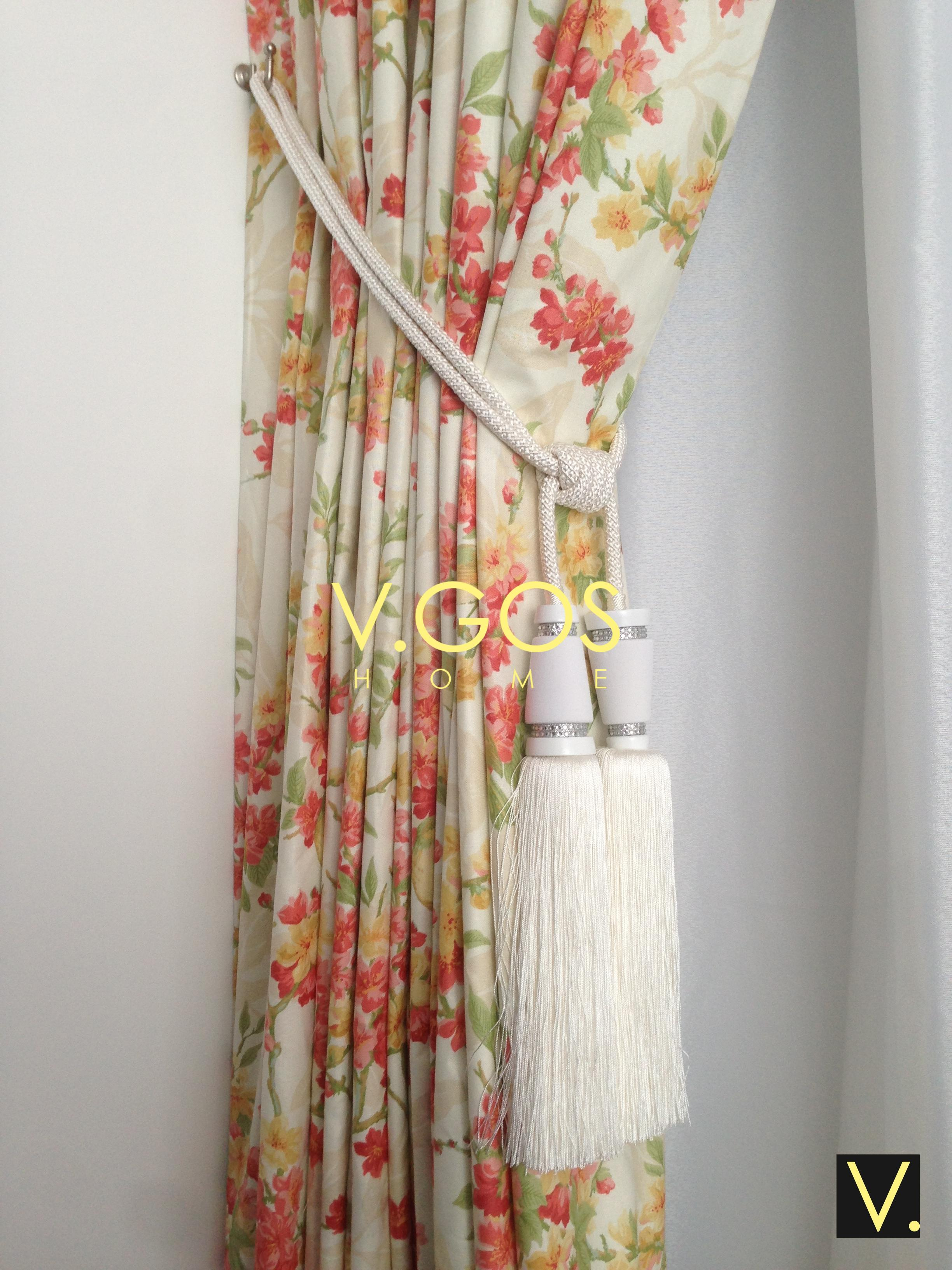 Four poster bed soft curtain , Day and night curtain, bed skirt and cushion curtain pelmet