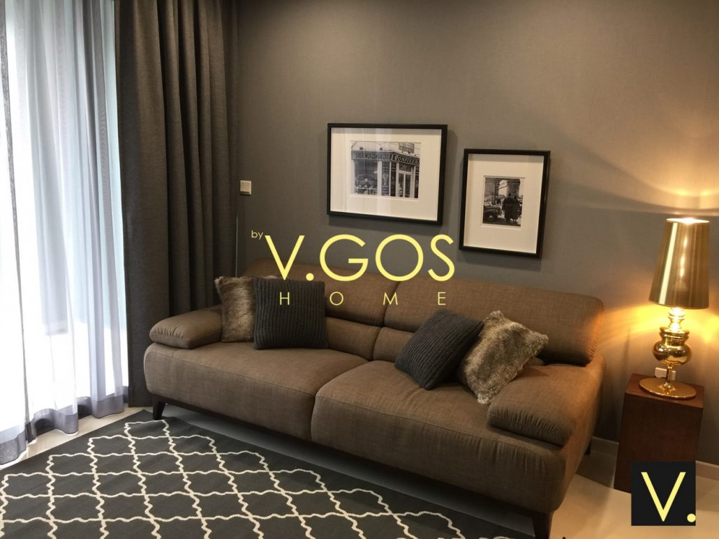 Wallpaper Curtains VGOS Home Singapore